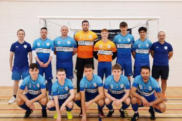 Experience tells as Omagh Futsal start with loss