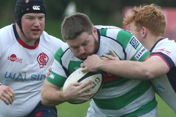 Malone too strong for Omagh's seconds