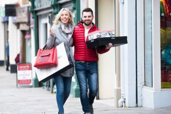 Council launches 'Spend It Local' Campaign to support Enniskillen and Omagh town centres