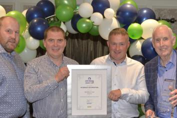 Awards success for Woodvale Construction Company